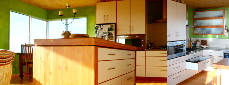 Interior designing with space enhancement
