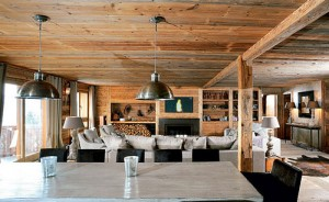 love for plywood - a beautiful home