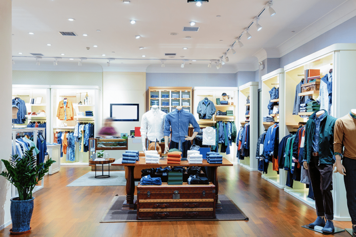 effective design ideas for small retail spaces